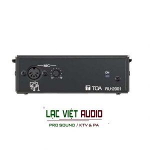 Thiết bị khuếch đại micro PM-660D TOA RU 2001