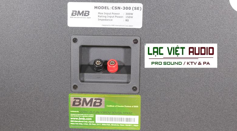 Loa BMB CSN 300SE mặt sau