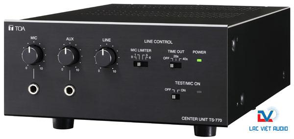 Bộ điều khiển trung tâm TOA TS-770