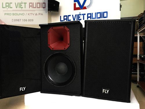 LoaFLY KR1201 karaoke tại showroom