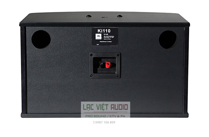 Mặt sau Loa JBL KI 112