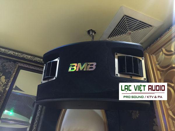 Loa BMB CSV 900SE trong phòng karaoke