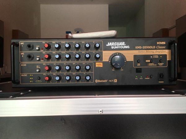 Jarguar KMS 203 Gold Classic