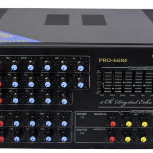 Ampli California PRO 668E