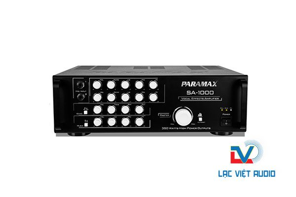 Amply Paramax SA 1000 karaoke