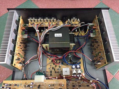 Link kiện bên trong PRO 968B II