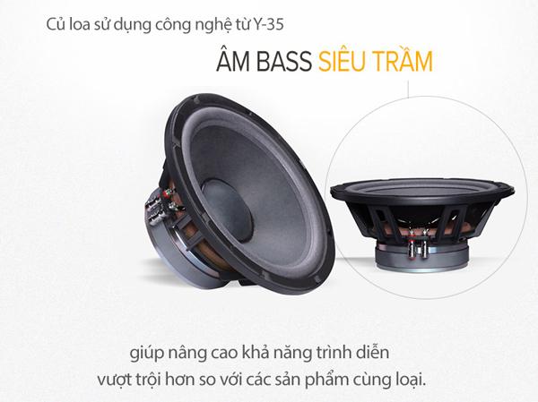 Công nghệ Super Bass