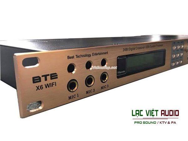 Vang số BTE X6 Wifi