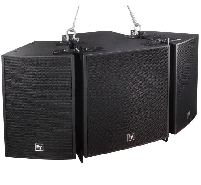 Loa array Electro-voice EVF-1122S/66BLB