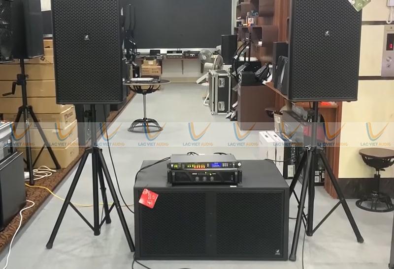 Cục đẩy Công suất HOUS TC-3815 được tin dùng ở nhiều nơi