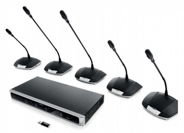 Giải pháp âm thanh hội nghịBosch CCS-1000D
