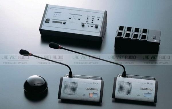 Lắp đặt âm thanh hội nghị cần chú ý về việc bố trí thiết bị