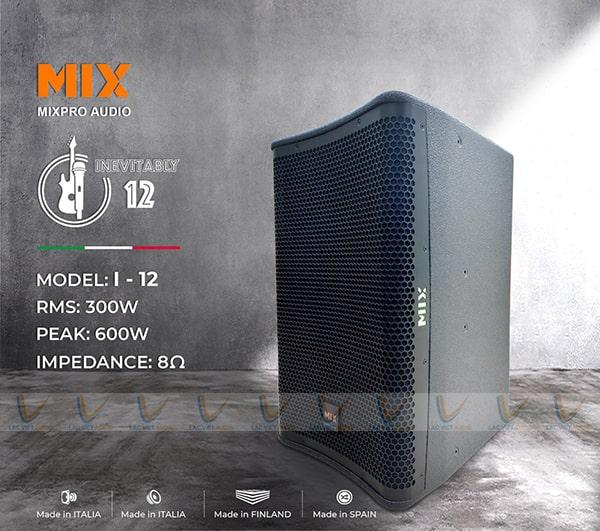 Loa karaoke MIX I-12