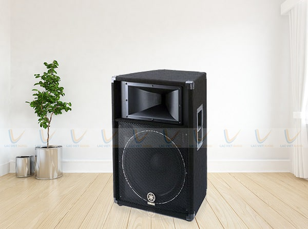 Loa hội trường Yamaha S115V có chất âm thanh cực hay, chuyên nghiệp